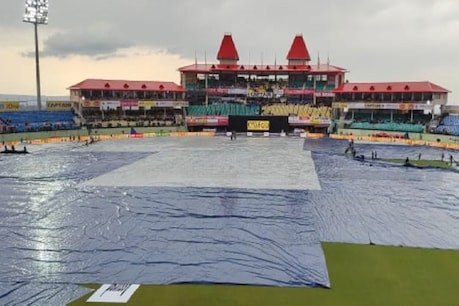 INDvsSA : धर्मशाला वनडे रद्द, बिना एक भी गेंद फेंके दोहराया गया 6 महीने पुराना इतिहास, बने ये 3 संयोग