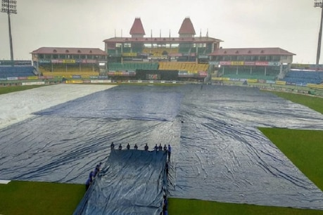 IND vs SA : धर्मशाला वनडे पर तूफान और बारिश का साया, जानिए क्या शुरू भी हो सकेगा मैच?