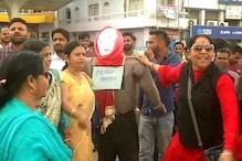 बीकानेर: राहुल-सोनिया गांधी की कोरोना जांच वाले हनुमान बेनीवाल के बयान पर बवाल
