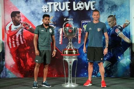 ISL 2019-20: फाइनल में एटीके के सामने होगी चेन्नई, तीसरी बार खिताब जीतने उतरेंगी दोनों टीमें