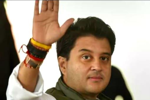 ज्योतिरादित्य ने कांग्रेस छोड़ बीजेपी की सदस्यता ले ली