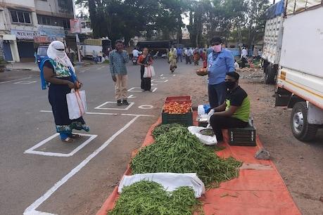 फलों-सब्जियों की 1,600 थोक मंडियां खुली, आज से खुल जायेंगी और 300 मंडियां: कृषि मंत्रालय