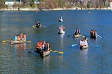 Good News: 10 साल बाद नैनी झील में रिकार्ड पानी...