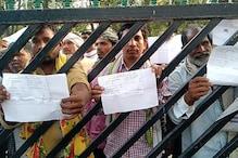 बिलासपुर में टोकन कटने के बाद भी समिति नहीं खरीद रही धान, किसान परेशान
