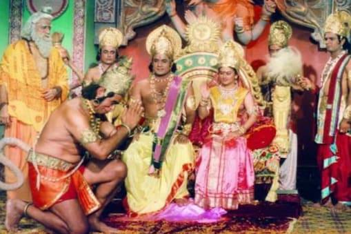 रामानंद सागर की 'रामायण' का एक सीन. (फाइल फोटो).