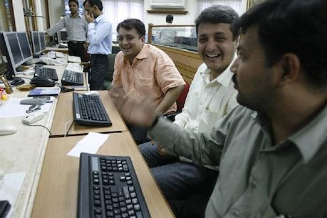 शेयर बाजार में 10 साल की सबसे बड़ी तेजी- सेंसेक्स 2476 अंक बढ़कर बंद, हुआ 8 लाख करोड़ रु का फायदा