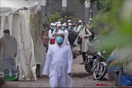 दिल्ली की तबलीगी जमात धार्मिक सभा में पहुंचे MP के 107 लोग, 82 की हुई पहचान