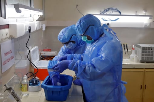 आगरा में लगातार बढ़ रहा संक्रमण
