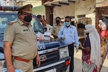 हाथरस पुलिस की पहल पर घर-घर जाकर डॉक्टर कर रहे हैं बीमारों का इलाज