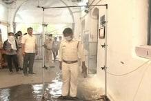 कोरोना से बचाव : CM हाउस में टनल और जबलपुर जेल में गेट कर रहा है सेनेटाइज