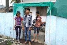 कोंडागांव में कबाड़ के जुगाड़ से छात्र ने बनाया सेनेटाइजर टनल, लोगों को आया पसंद