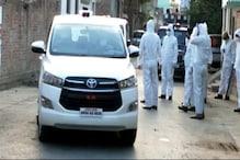 महिला के एक फोन पर PPE किट पहन खुद दवा देने घर पहुंच गए आजमगढ़ के SP