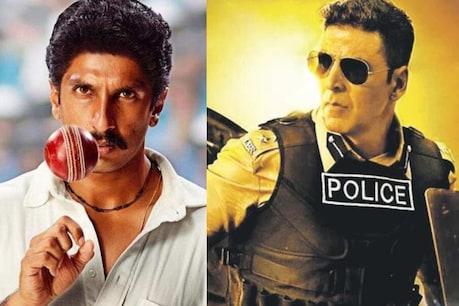 Lockdown: अक्षय कुमार और रणवीर सिंह की फिल्मों को बड़ा नुकसान, जानें पूरा मामला