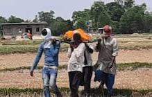 होम क्वारंटाइन में युवक की मौत, कोरोना की आशंका से ग्रामीणों में दहशत