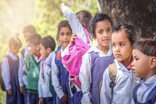 सरकार की योजना का लाभ बच्चों को मिल रहा है. (Demo Pic)
