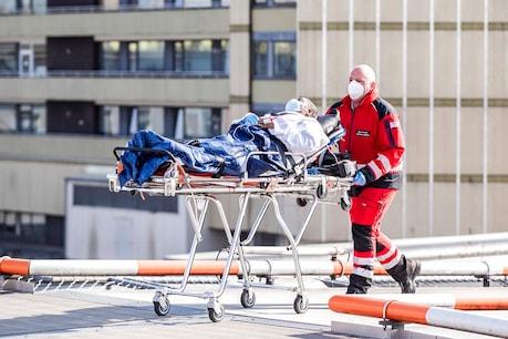 यूरोप में कोरोना से मरने वाले लोगों की संख्या 1 लाख के पार, दस लाख से ज्यादा संक्रमित