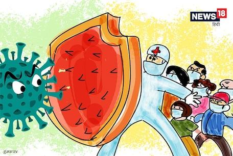 छत्तीसगढ़ में ठीक हुए कोविड-19 संक्रमित 10 में से 9 मरीज, 1 का इलाज जारी