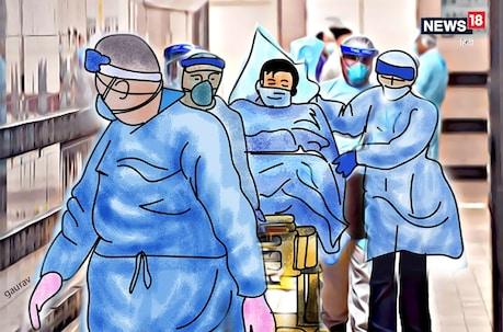 COVID-19: दिल्ली मरकज से सिरमौर लौटे 11 लोग होम क्वारंटाइन पर भेजे