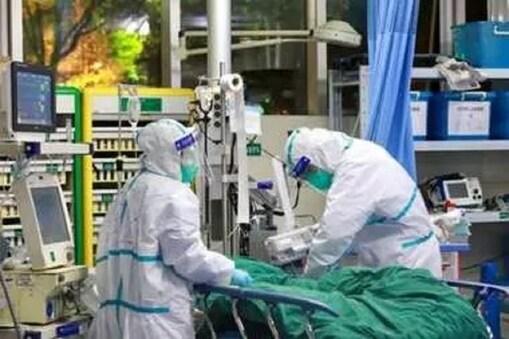 कर्नाटक: कोविड-19 अस्पतालों के ICU को आपस में जोड़कर बनाई सहायक इकाई (फाइल फोटो)
