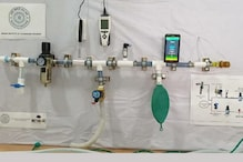 अब घर ही बन सकेगा आइसोलेशन वॉर्ड... IIP दून बना रहा है हवा से ऑक्सीजन