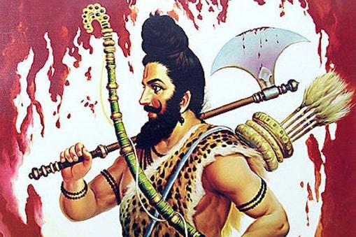 परशुराम ने पिता का आज्ञा का पालन के करने के लिए मां की हत्या कर दी थी