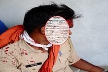 Lockdown: झांसी में खूनी संघर्ष के दौरान दारोगा, सिपाही और तीन सफाइकर्मी घायल