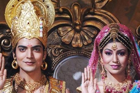 रामायण: वनवास की शूटिंग में हुआ कुछ ऐसा, 'राम-सीता' ने खा ली थी साथ काम ना करने की कसम!