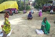 रोहतास में Coronavirus से लड़ने में शहर से कहीं अधिक सतर्क हैं गांव के लोग