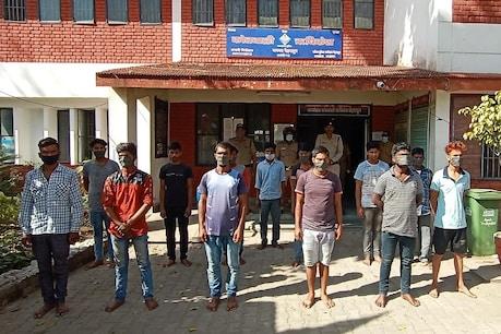 ऋषिकेश में लॉकडाउन का नियम तोड़ने पर 13 के खिलाफ FIR, अब तक प्रदेश में 214 गिरफ्तार