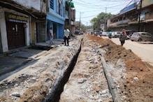 रायपुर में बढ़ रहे पीलिया के मरीज, प्रभावित इलाकों में निगम बदल रहा पाइप लाइन