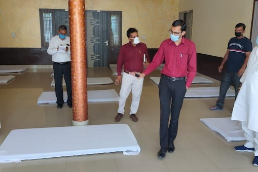 युवा आईएएस संजय मीणा मीणा की मेहनत का असर है कि आज बिलारी में कोरोना संक्रमण का एक भी केस नहीं पाया गया है.