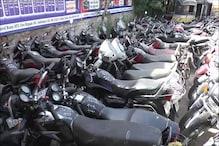 सिरसा में नियमों की अवहेलना करने पर ट्रैफिक पुलिस ने 4500 वाहनों के काटे चालान