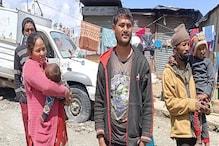 नई टिहरी में मौजूद प्रवासी मजदूरों के साथ रोटी का संकट, भूखे सोने को मजबूर