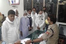 आजमगढ़: सपा संरक्षक मुलायम सिंह यादव पर अभद्र टिप्पणी से गुस्साए सपाई