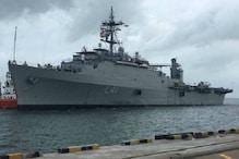US से लौटे 118 भारतीय, मालदीव में फंसे 202 लोगों को लेकर आ रहा है INS मगर