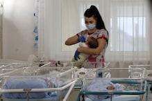 कोरोना वायरस : सरोगेट मांओं से पैदा हुए बच्चे इस देश के होटल में फंसे