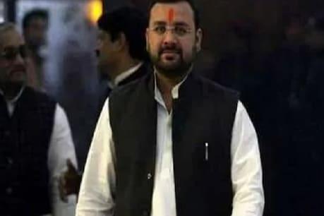 बिजनौर: विधायक अमनमणि त्रिपाठी की क्वारेंटाइन अवधि समाप्त, होगी घर वापसी