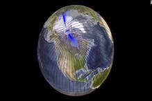 कमजोर हो रही है पृथ्वी की Magnetic Field, हमारे satellites के लिए है खतरनाक