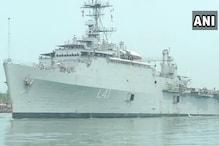 वंदे भारत मिशन: मालदीव से लौटे 698 भारतीय, कोच्चि पहुंचा नौसेना का पोत