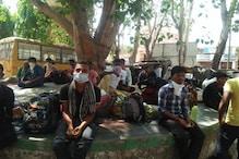 Lockdown: मजदूरों ने 2.10 लाख चंदा जुटाया और चेन्नई से बस लेकर पहुंच गए बिहार