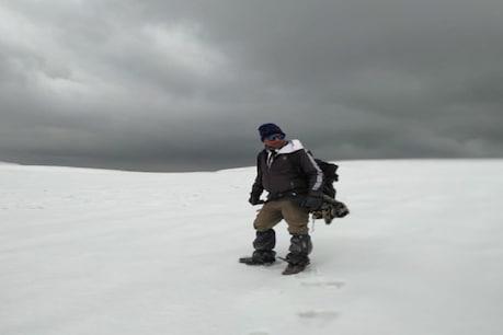 COVID-19 को मात देकर आया पर्वतारोही बुलंद हौसले के साथ फिर तैयार है शिखर छूने के लिए