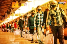 UP सरकार का दावा, 318 श्रमिक स्पेशल ट्रेनों से घर लौटे 3.84 लाख प्रवासी मजदूर