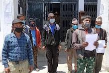 कोरोना से नहीं भूख से मरने का डर है इन नेपाली मज़दूरों को, अब तक नहीं मिली मदद
