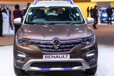 Renault Triber AMT भारत में हुई लॉन्च, मैनुअल वर्जन से इतनी ज्यादा है कीमत