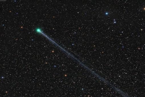 प्रचलित मत है कि हमारी पृथ्वी पर पानी पुच्छल तारे  से आया था. (प्रतीकात्मक तस्वीर))
