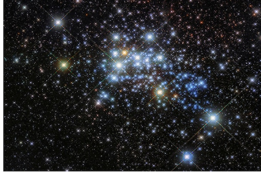 शोध ने पता लगाया है कि तारों के पहले से भी जीवन आवश्यक जटिल अणु की मौजूदगी थी.  (प्रतीकात्मक तस्वीर)