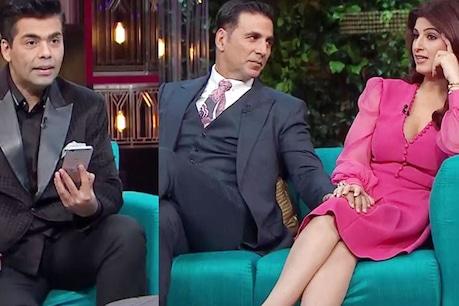बॉलीवुड Khans पर ट्विंकल खन्ना ने दिया था ऐसा जवाब, हक्के-बक्के रह गए थे करण जौहर-अक्षय कुमार