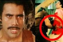 जब महाभारत के 'दुर्योधन' के एक 'पंच' से अमिताभ बच्चन की जान पर बन आई थी...