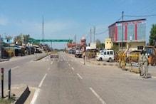अलीगढ़ में कोरोना संक्रमण के चलते 3 थाना क्षेत्रों में शत-प्रतिशत लॉकडाउन