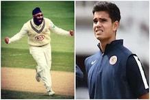 अर्जुन तेंदुलकर के दोस्त का हुआ इंग्लैंड के प्रैक्टिस कैंप में सेलेक्शन, 23 मैच में ले चुका है 69 विकेट